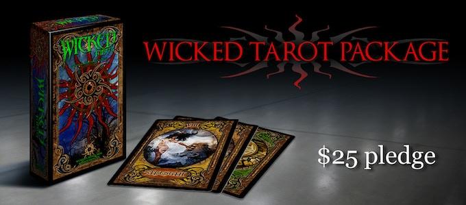 WICKED TAROT PACKAGE $25