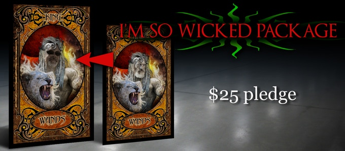 I'M SO WICKED PACKAGE $25