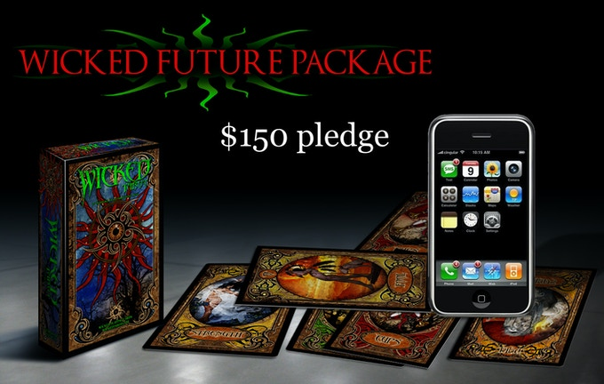 THE WICKED FUTURE PACKAGE $150