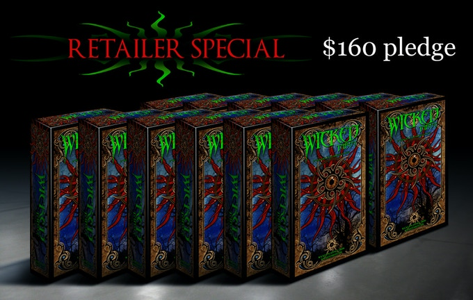 RETAILER SPECIAL $160