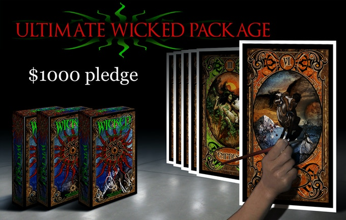 ULTIMATE WICKED PACKAGE $1000