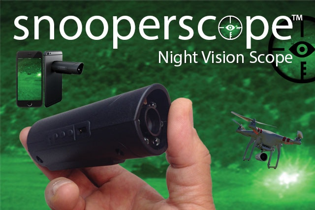 Wifi & Portable for Airsoft, Wildlife Observers, Hunters, Sport+Action, Surveillance, Ghost hunters.