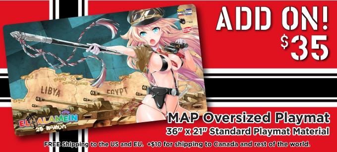 MAP Oversized Playmat