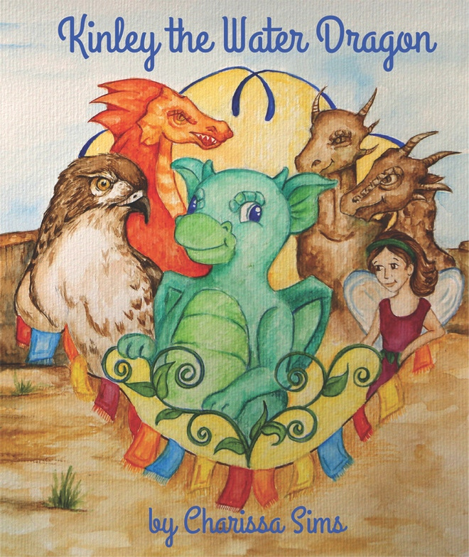 The story is about a young Dragon in the Himalayas that is raised by Hawks in a village suffering a drought. Kinley discovers that he is a Water Dragon and that bringing water to the world is his true purpose.