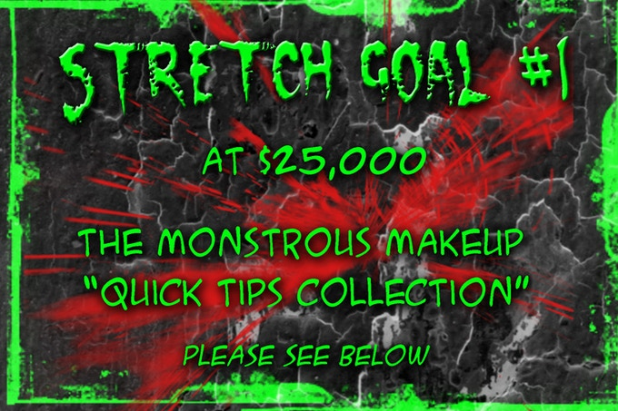 The Monstrous Makeup Manual: Book 3 by Mike Spatola — Kickstarter