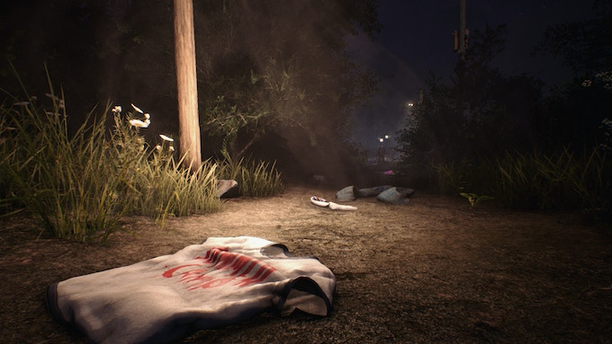 Friday the 13th: The Game by Randy Greenback - Gun Media