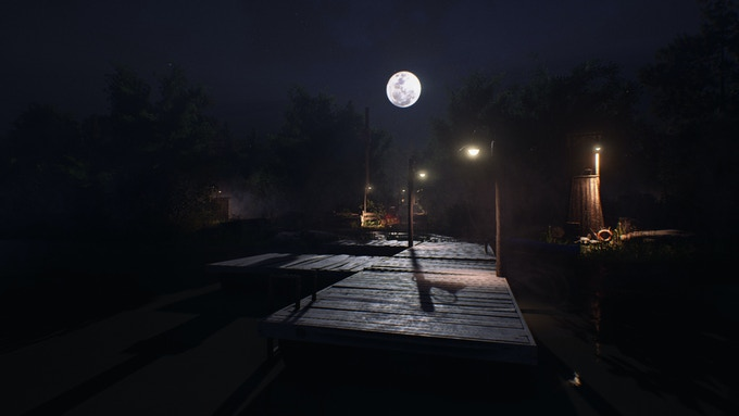 UE4 makes it possible to fully realize Camp Crystal Lake, in all it's horrifying beauty.