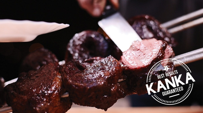 KANKA Grill: 21st Century Grill! Outdoor Cooking REvolution! by