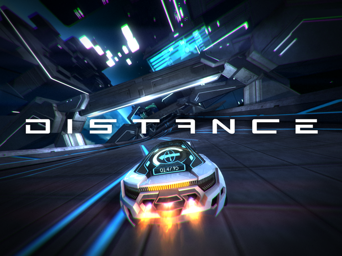 Distance has been released on Steam Early Access to great reviews! We'll continue to develop the game alongside our amazing backer community and aim to release the finished game on PC and PS4 when it's ready.