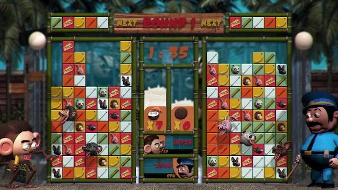 Target Render - Level 1 Gameplay (Day)