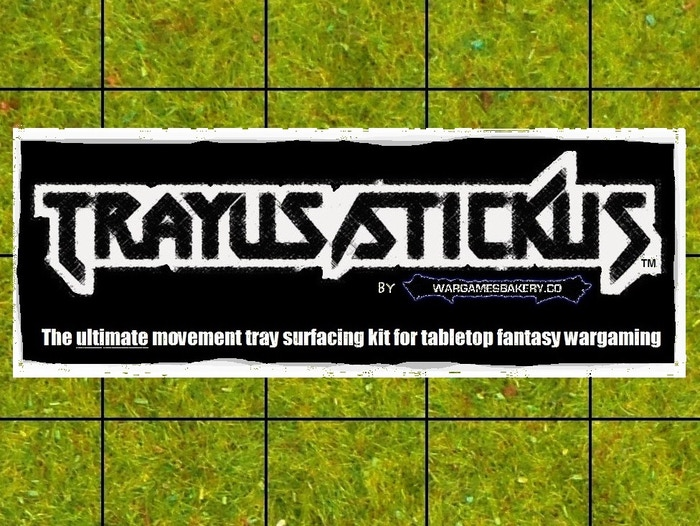 Trayus Stickus Detailed Movement Tray Grip Surfacing By