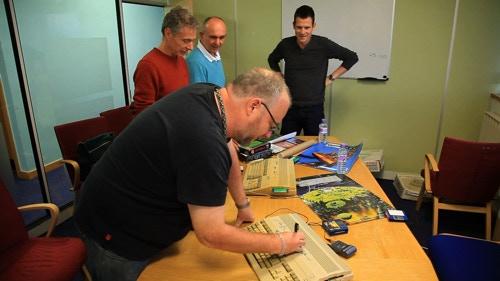 Bullfrog Reunion Signing!