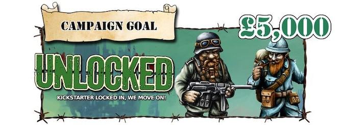 Dwarf Grenadiers, Dwarf Command, Dwarf Support, Gnome Voltigeurs, Gnome Command, Gnome Support are now available!