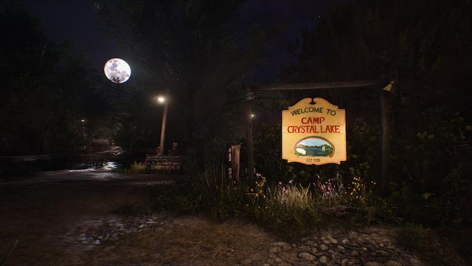 Return to Camp Crystal Lake...