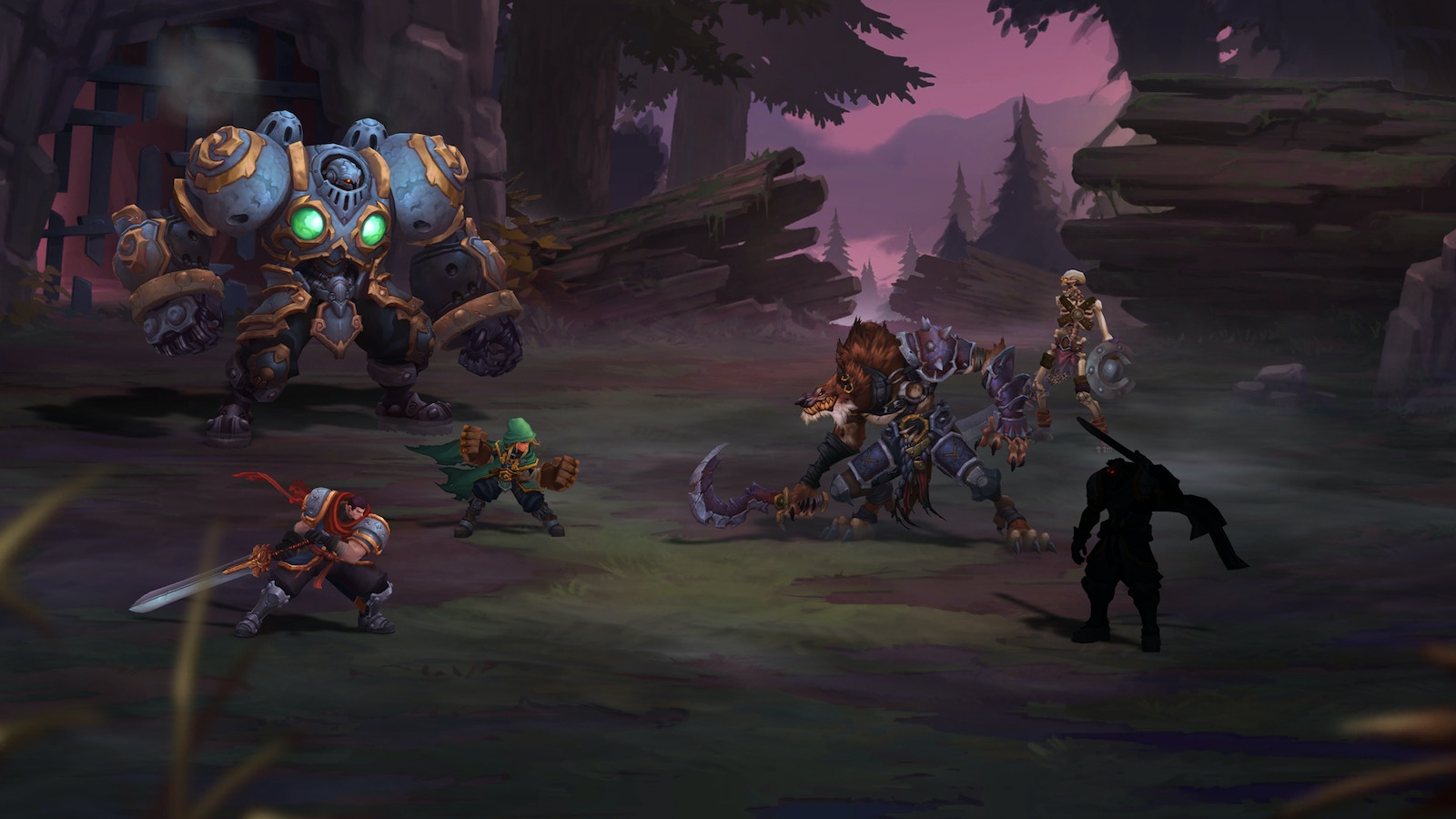 Update 30: PAX East is here! · Battle Chasers: Nightwar