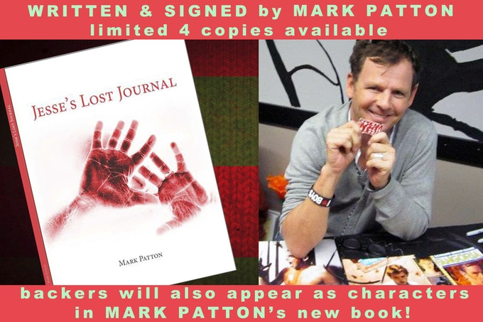 Jesse's Lost Journal by MARK PATTON