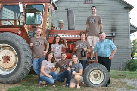 S&S Brewery Family