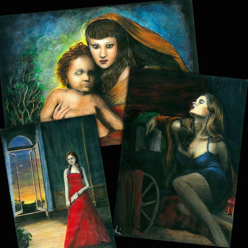 Examples of the available Artwork