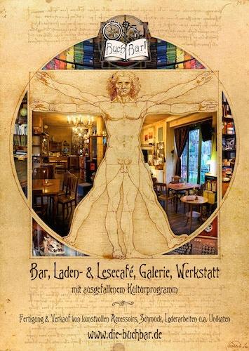 Kickstarter Buchbar Poster