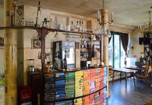 """The """"book bar"""" of the Buchbar"""