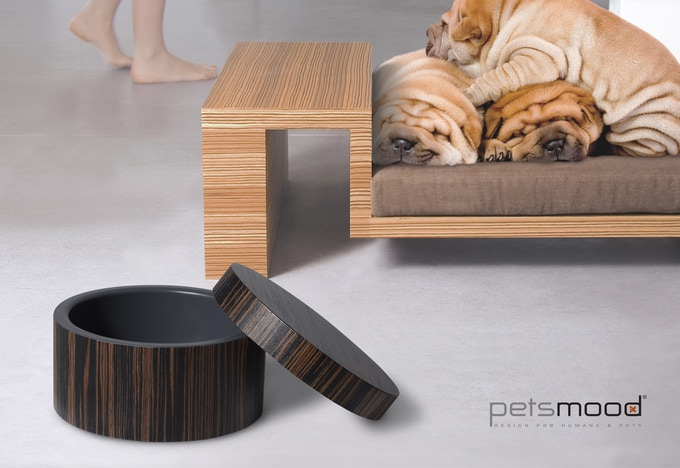 Petsmood presents the Pet Feeder