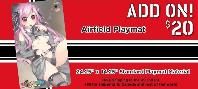Airfield Playmat