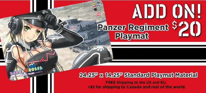 Panzer Regiment Playmat