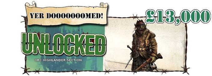 Orc Highlanders Unlocked!