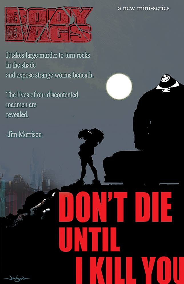 """Don't Die Until I Kill You"" promo"