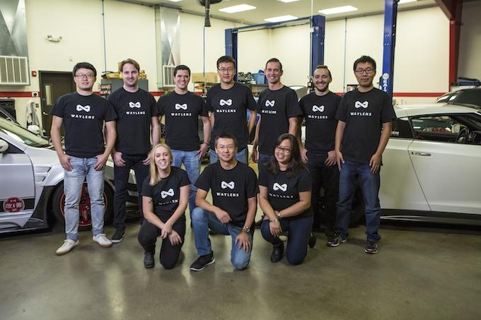 The Waylens Team (Catherine, Xutao, Yi, Richard, and Te not pictured)