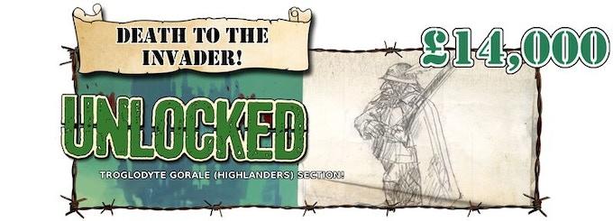 Troglodyte Górale Unlocked!