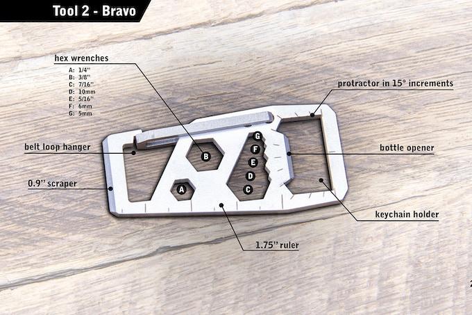 Tool 2 / Bravo