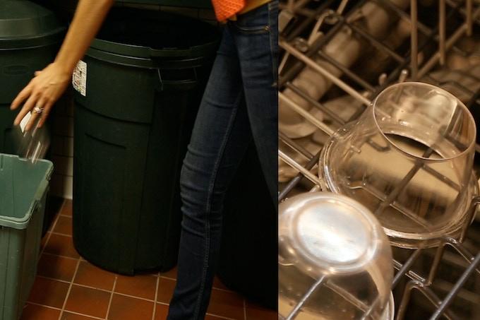 Recycle or Reuse (Dishwasher Safe)