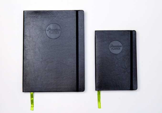 """The Classic (8.5"""" x 11"""") and Compact (5.5"""" x 8.5"""")"""