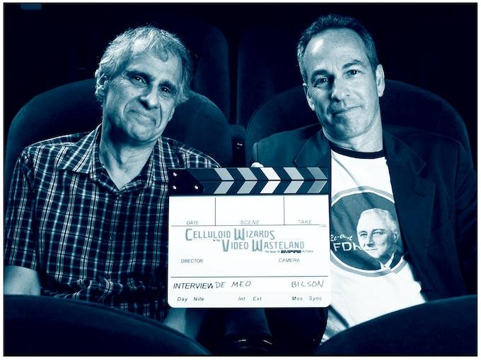 Writers Danny Bilson and Paul DeMeo