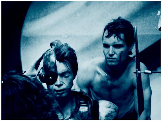 """Behind the scenes on """"ELIMINATORS"""" (1986)"""