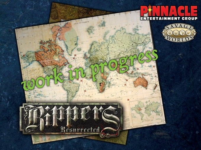 All backers receive a PDF of this map for free, and the map is available as a print Add On for $15.