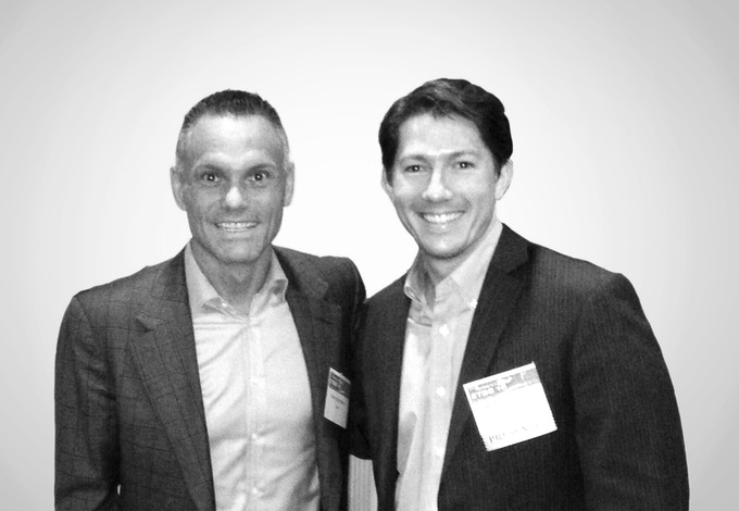 Nestor with Kevin Harrington – Celebrity Investor on Shark Tank & Former Chairman of As Seen on TV at the ETBS in 2013