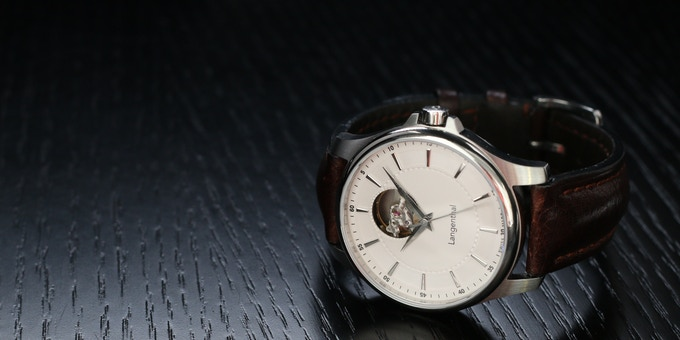 Langenthal watch