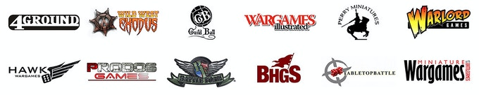 Just a few of the featured companies involved.