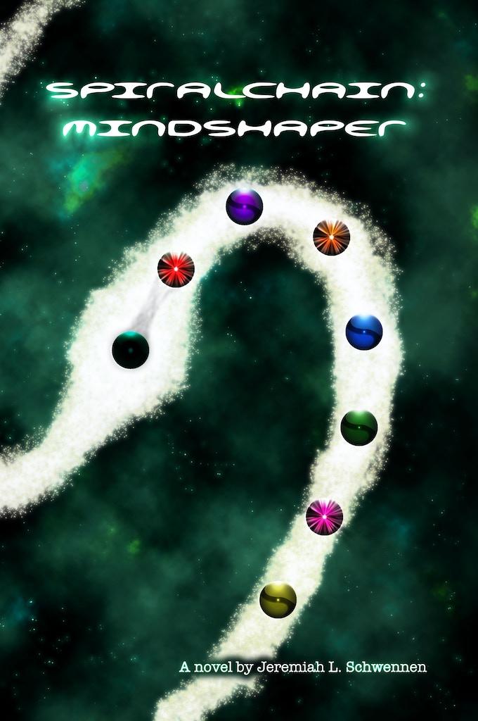 Mindshaper Hardcover Art :: Andrew J. Aguirre
