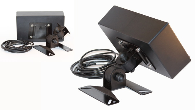 Adjustable (Removable) Mounting Bracket