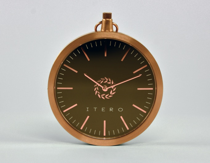 Itero Pocket Watches Are Back By Itero Watch Kickstarter