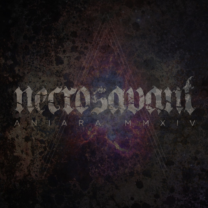 "Join in on releasing the blackened death metal project Necrosavant's debut album ""Aniara MMXIV"", based on Harry Martinson's epic Aniara"