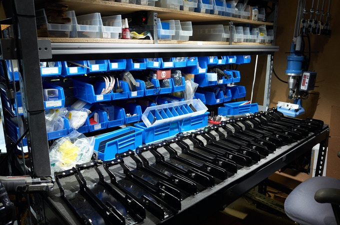 Excy Work Station For Assembly