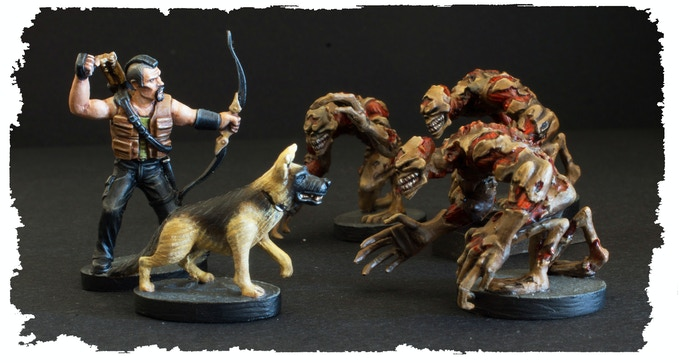 Issue 2 Sculpts - Miniatures supplied unpainted