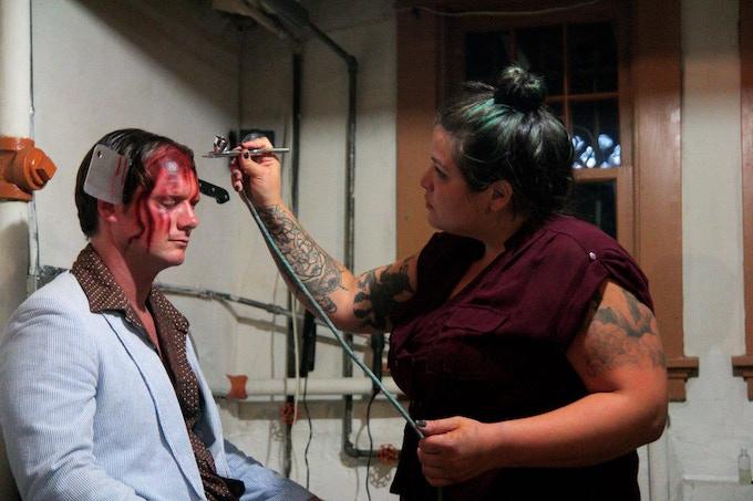 Head Makeup Artist Amber Arpin