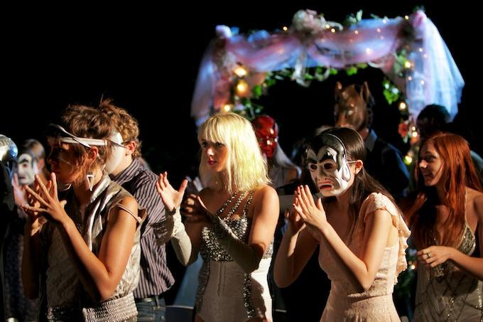 Monster Wedding