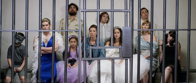 The Wedding Party in Jail