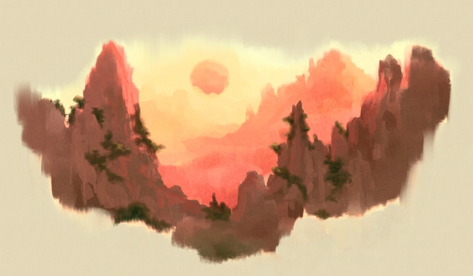 Time for a Chandra scenery! Let's go hiking!